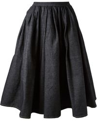 DSquared2 Pleated Skirt - Lyst