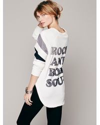 Free People Last Days Of Magic Top - Lyst