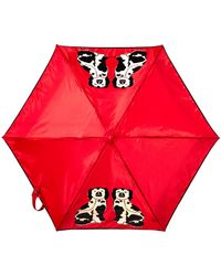 Lulu Guinness - Tiny 2 Two Of A Kind Umbrella - Lyst