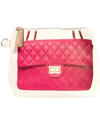 Thursday Friday - Orchid Diamonds Here Pochette Cosmetic Bag - Lyst
