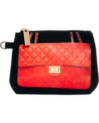 Thursday Friday - Scarlett Diamonds Here Pochette Cosmetic Bag - Lyst
