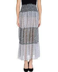 Amy Gee - Long Skirt - Lyst