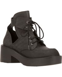 Jeffrey Campbell Coltlace Boot - Lyst