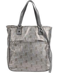Lancetti - Medium Fabric Bag - Lyst