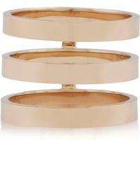 Repossi - Berbère 18-Karat Rose Gold Ring - Lyst