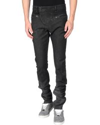Giovanni Cavagna - Denim Trousers - Lyst