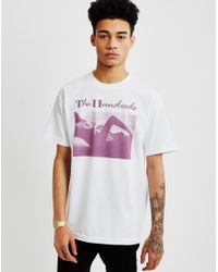 The Hundreds | Relax T-shirt White | Lyst