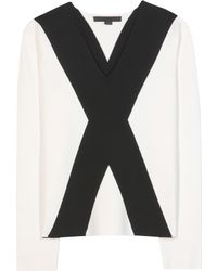 Alexander Wang Stretchknit Sweater - Lyst