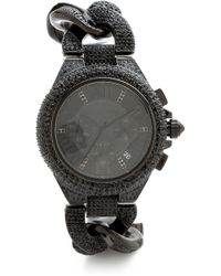 Michael Kors Glitz and Glamour Camille Watch - Lyst