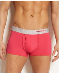 Diesel Fresh and Bright Fashion Microfiber Trunk - Lyst