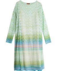Missoni Day Dress - Lyst