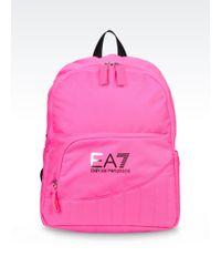 EA7 - Backpack - Lyst