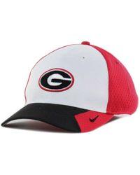 Nike Boys Georgia Bulldogs Nts Sideline Flex Cap - Lyst