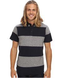 Reef Adventurous Polo Ss Knit - Lyst