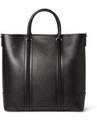 Givenchy Lc Textured-leather Tote Bag - Lyst