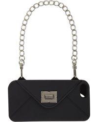 BCBGMAXAZRIA - Iphone 5 Turn-lock Handbag Case - Lyst