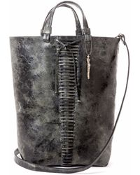 Lucque - Orleans Tote Faded Black - Lyst