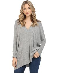 Culture Phit - Jana Ribbed V-neck Sweater - Lyst
