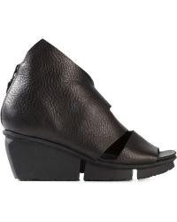 Trippen 'Wow' Cutout Boots - Lyst