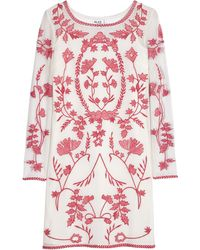 Alice By Temperley Long Sleeved Clover Dress - Lyst
