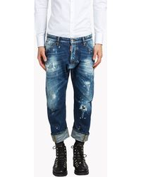 DSquared² Workwear Jeans blue - Lyst