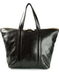 Vanessa Bruno Two-way Zip Tote - Lyst