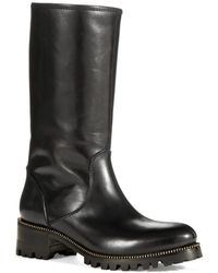 Sebastian Black Safari Boots - Lyst