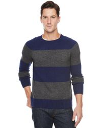 Splendid Rugby Stripe Sweater - Lyst