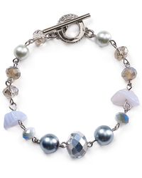 Carolee - Beaded Bracelet - 100% Bloomingdale's Exclusive - Lyst
