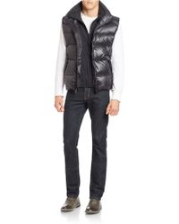 S13/nyc - Down-filled Puffer Vest - Lyst