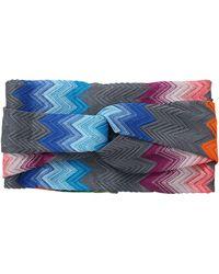Missoni | Knotted Headband | Lyst
