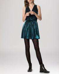 Maje Dress  Guyane - Lyst