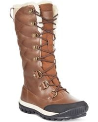 Bearpaw Isabella Cold Weather Boots - Lyst