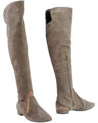 Rene Caovilla Boots - Lyst