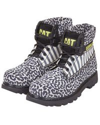 Topshop Caterpillar Colorado Walala Boots - Lyst