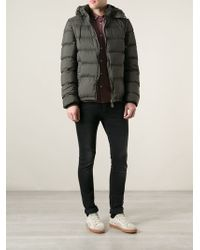 Burberry Brit Basford Padded Jacket - Lyst