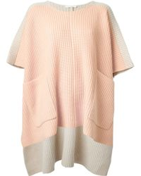Chloé Oversized Sweater - Lyst