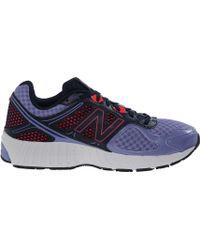 New Balance 670V1 purple - Lyst