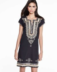 Calypso St. Barth - Efima Embroidered Caftan Dress - Lyst