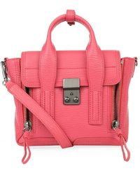 3.1 Phillip Lim Mini Pashli Satchel - Lyst