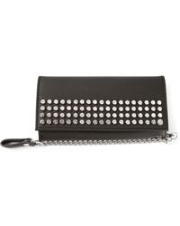 Diesel Studded Chain Wallet - Lyst