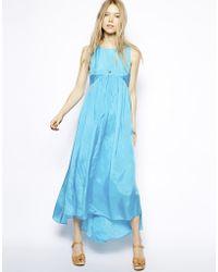 Twenty 8 Twelve Sleeveless Maxi Dress - Lyst