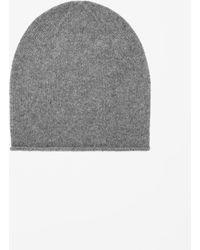 Cos Cashmere Hat - Lyst
