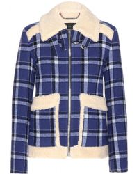 Marc By Marc Jacobs Paddington Wool Jacket - Lyst
