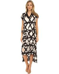 Vivienne Westwood Anglomania Hope Maxi Dress black - Lyst