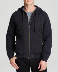 Splendid Mills Quilted Jacket - Lyst