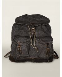 RRL - Canvas Canyon Backpack - Lyst