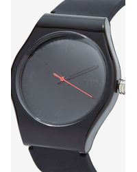 Nasty Gal - Rumba Delancey Lights Out Watch - Lyst
