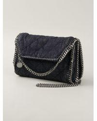 Stella McCartney Mini 'Falabella' Shoulder Bag - Lyst