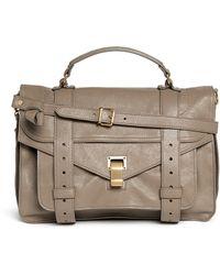 Proenza Schouler Ps1 Medium Leather Satchel - Lyst